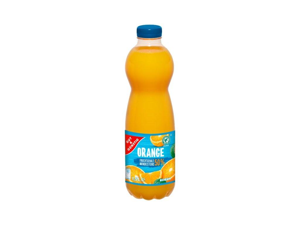 G&G Pomerančový nektar 1,5 L