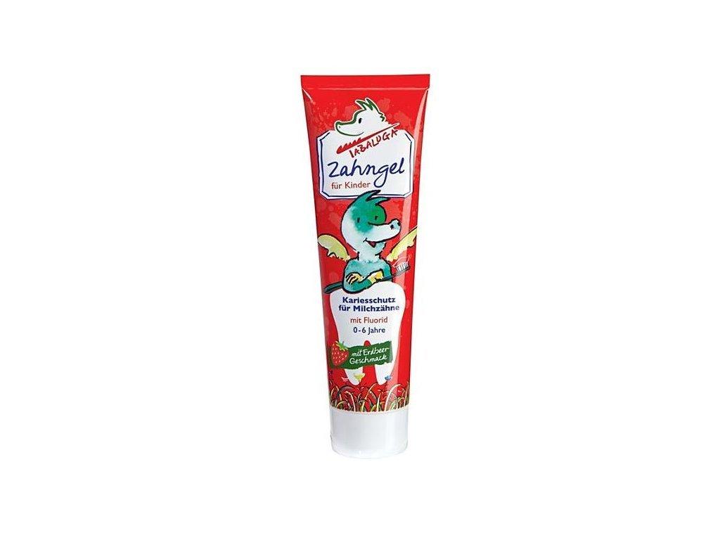 Tabaluga for Kids zubní pasta pro děti 0 6 let 100ml