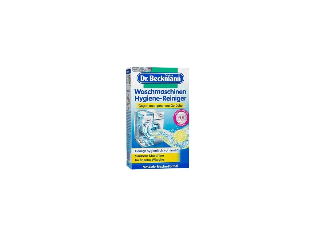 Dr.Beckmann Hygienický čistič pračky 250g  - originál z Německa