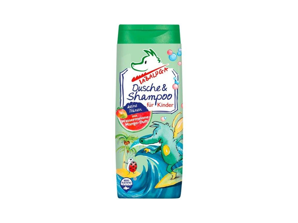 Tabaluga Sprchový gel a šampon pro děti pro kluky 300ml