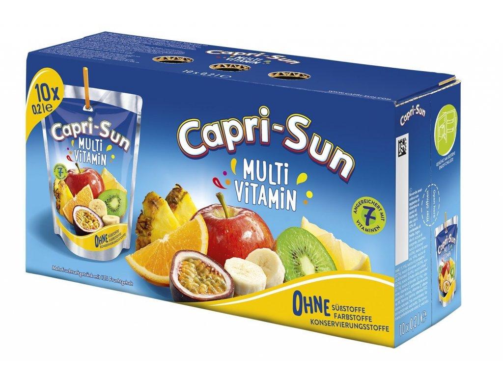 Capri Sonne Multivitamin 10 x 200 ml