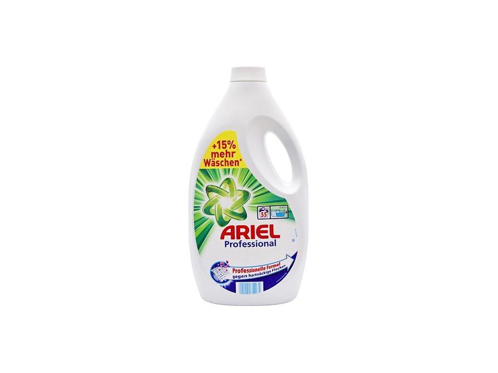 Ariel Professional univerzální prací gel 55 dávek 3,025l