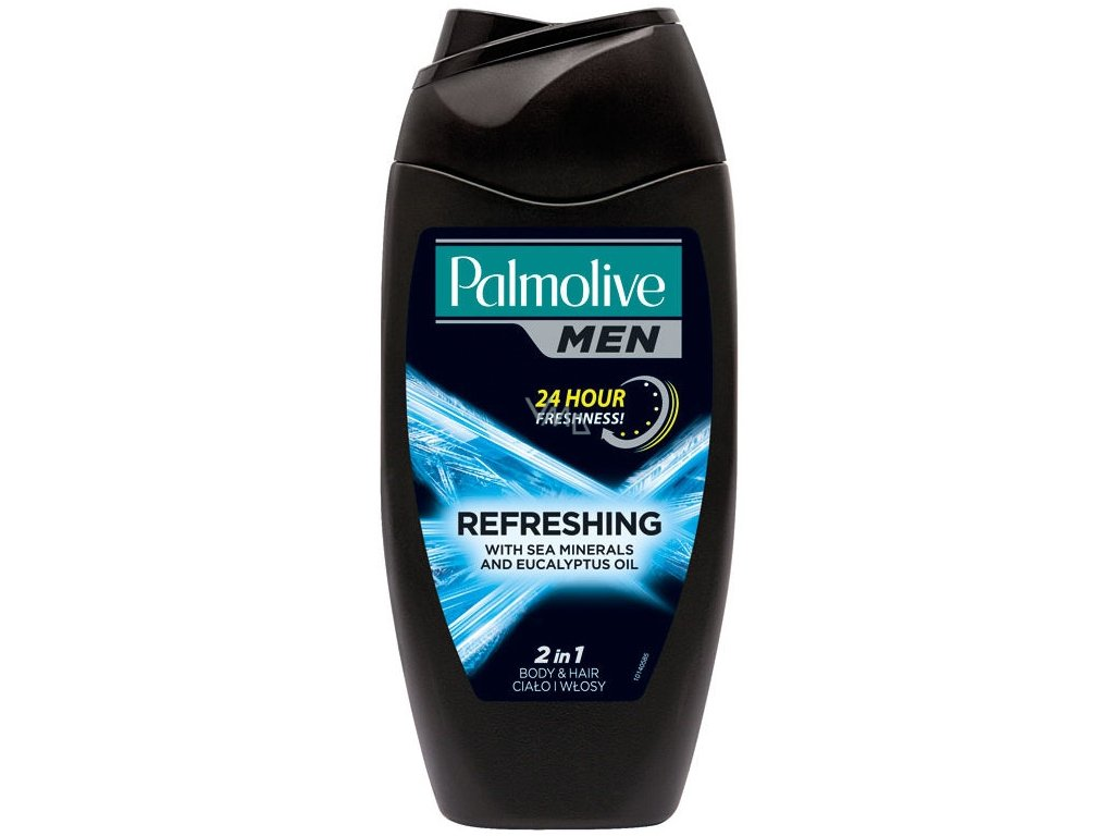Palmolive Men Refreshing 2v1 sprchový gel 250 ml