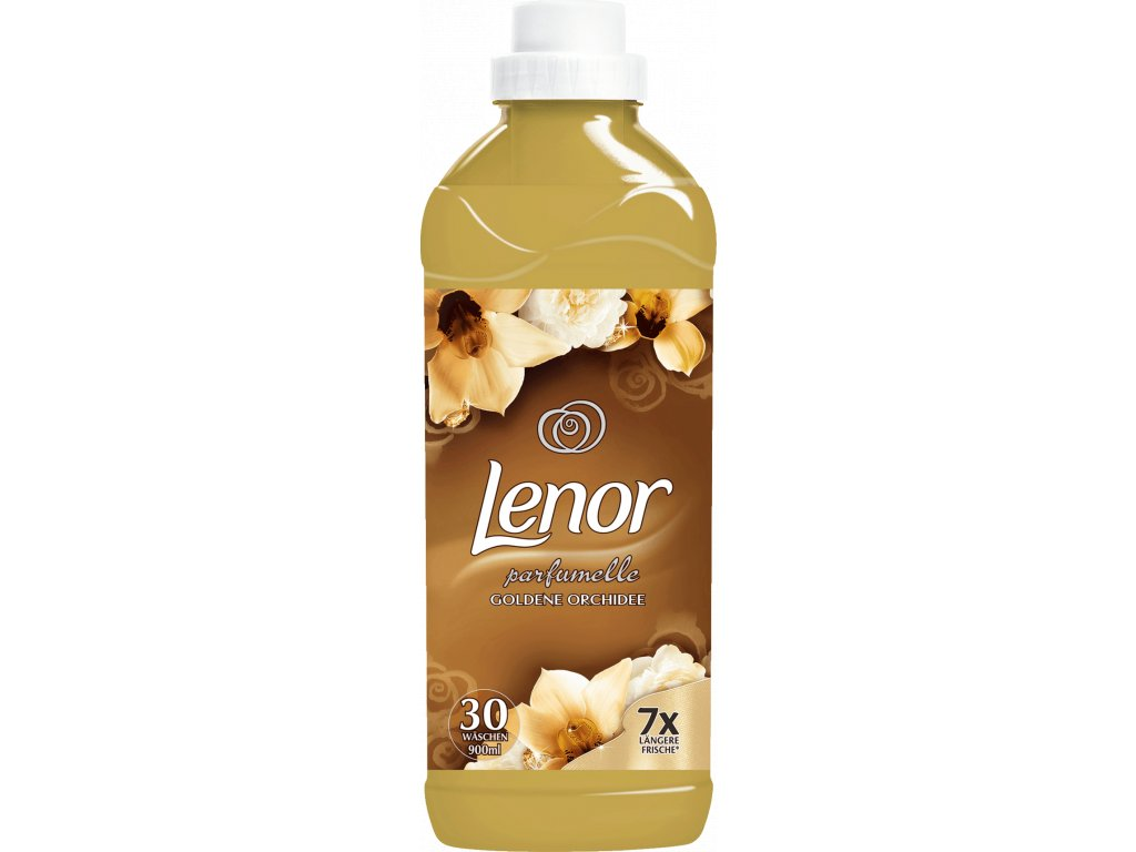 Lenor Goldene Orchidee 900 ml, 30 dávek