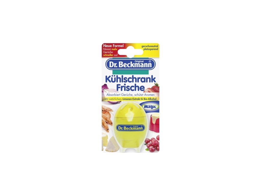 Dr. Beckmann Speciální odstraňovač zápachu do ledničky s vůní citrusů 40g