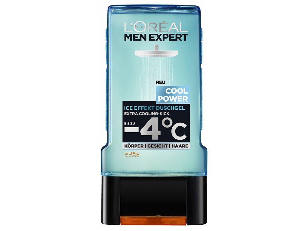 L'Oréal Paris Men Expert COOL POWER stimulující sprchový gel 300 ml