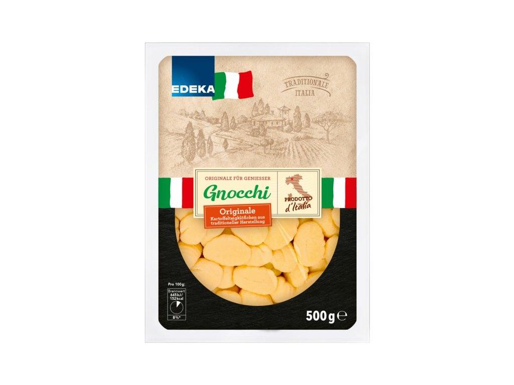 Edeka Originální italské gnocchi (noky) 500g