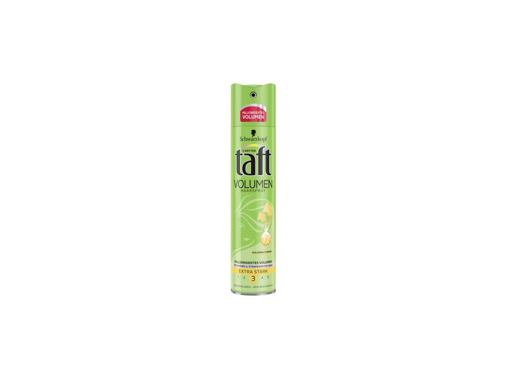 Taft Volumen Extra stark lak na vlasy 250 ml  - originál z Německa