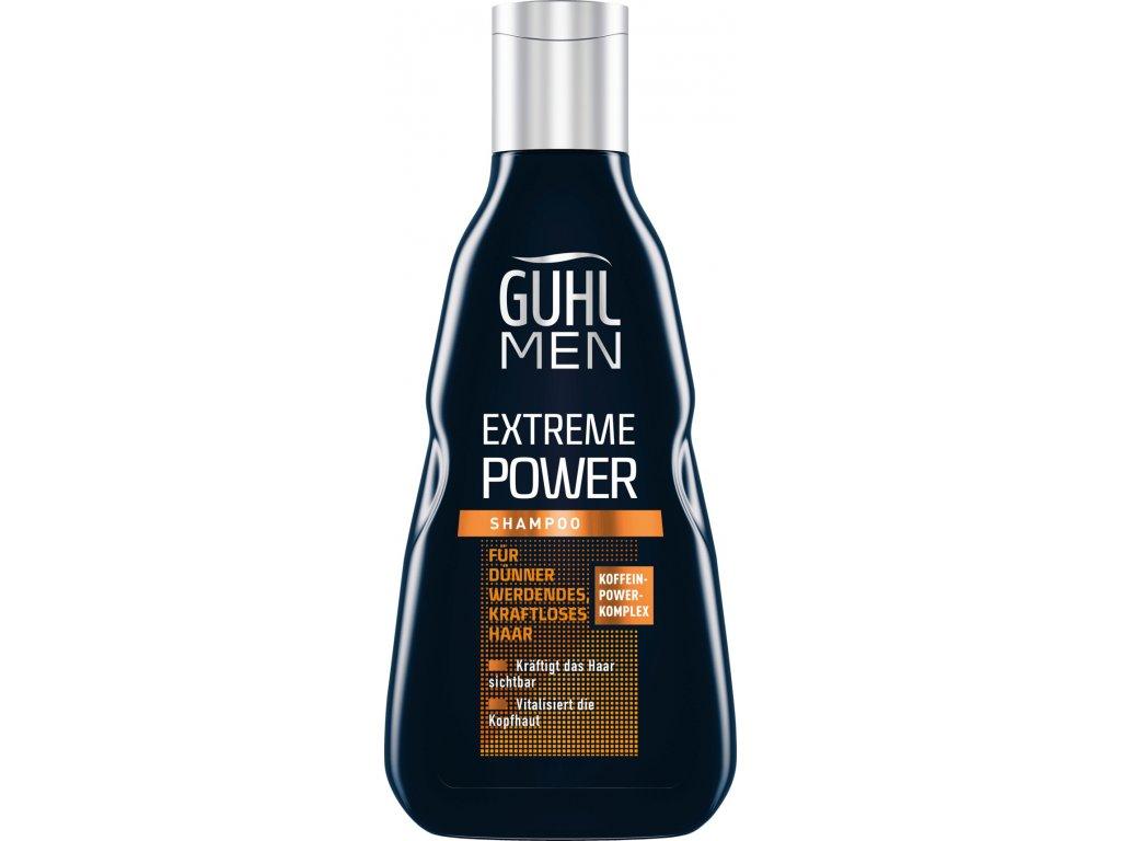 GUHL pánský šampon, Síla a energie 250ml