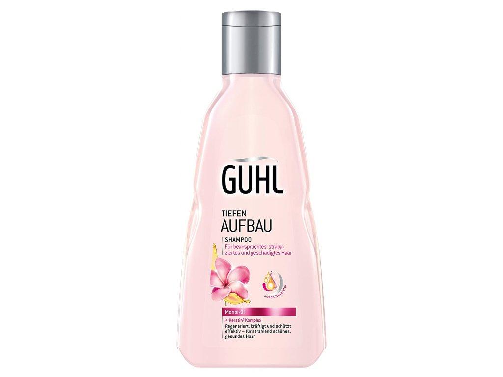 GUHL šampon pro hluboké budování vlasů 250ml  - originál z Německa