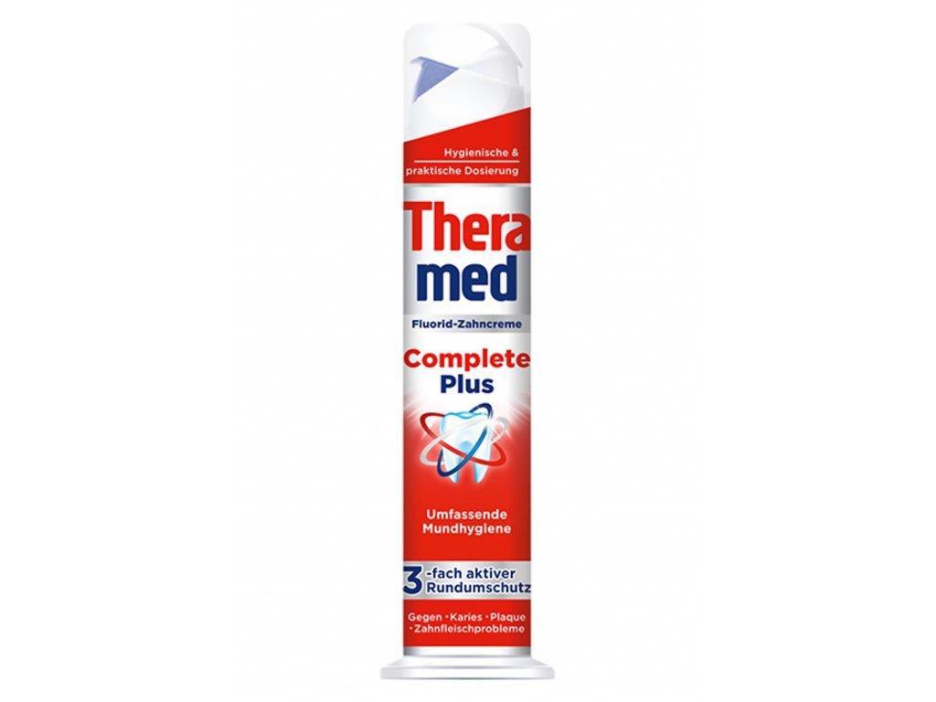 Theramed Complete Plus, Zubní pasta pro kompletní ústní hygienu 100ml  - originál z Německa