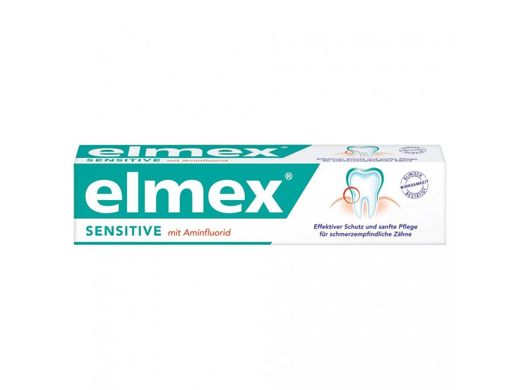 Elmex Sensitive zubní pasta 75 ml  - originál z Německa
