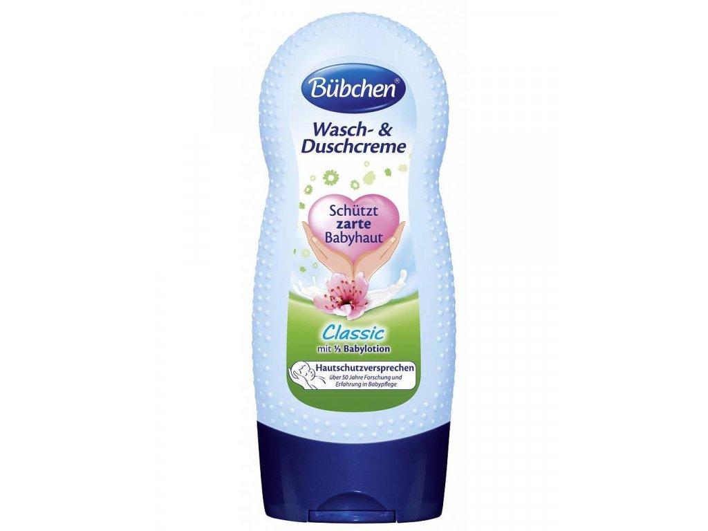 Bübchen mycí a sprchový gel 230ml  - originál z Německa