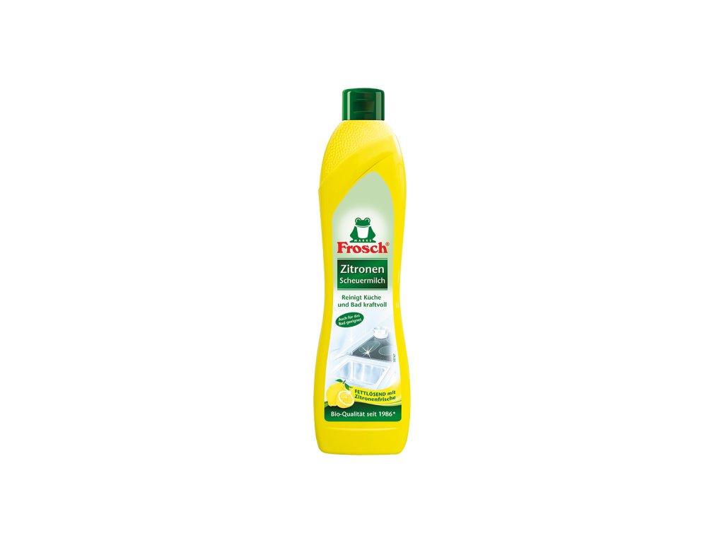 Frosch Tekutý písek citrón 500 ml  - originál z Německa