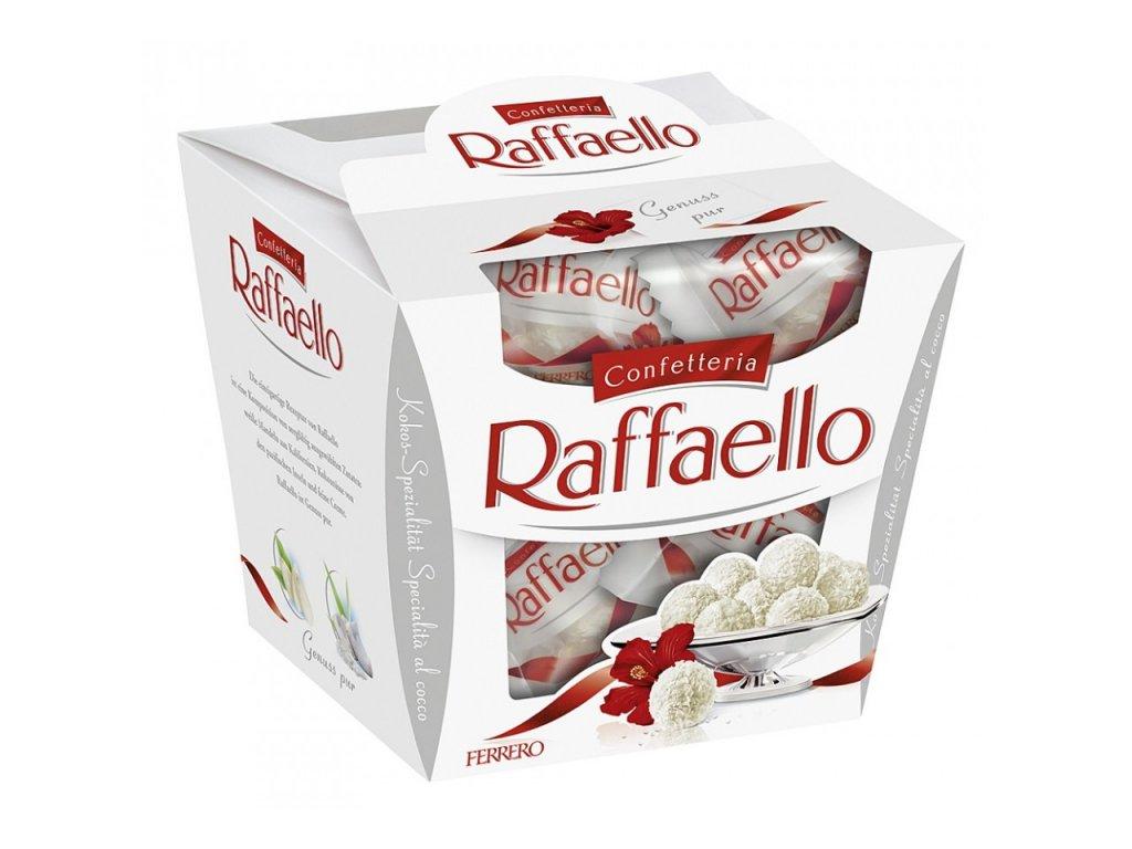 Ferrero Raffaello bonboniera 150g