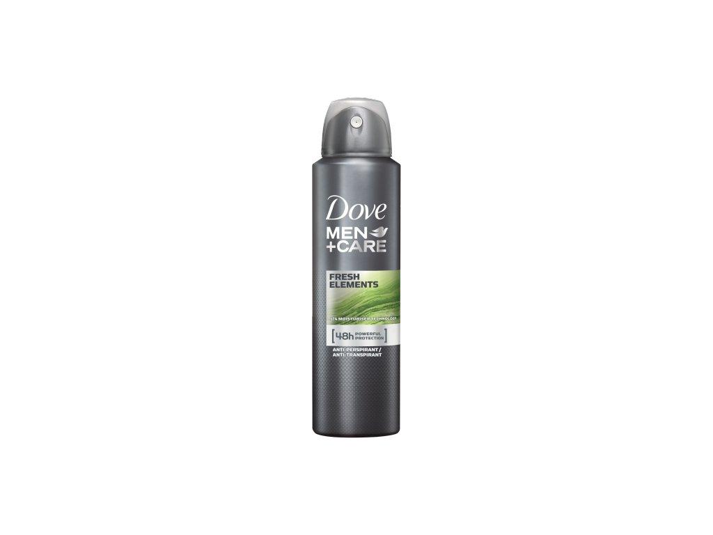 Dove Men+ Care Elements Minerals & Sage deospray 150 ml