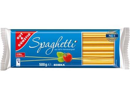 G&G Špagety originální 500g  - originál z Německa
