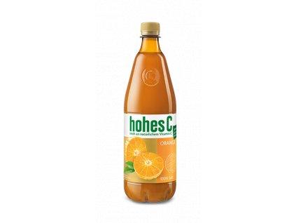 Hohes C pomerančový džus 100%, 1l  - originál z Německa