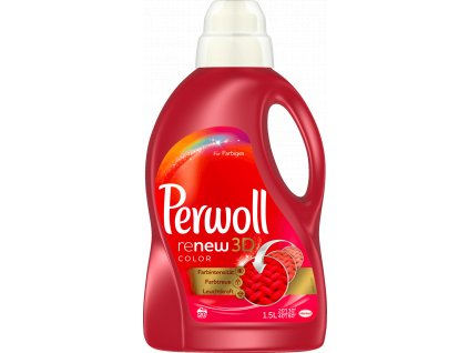 Perwoll Renew color effekt 20 dávek, 1,5l