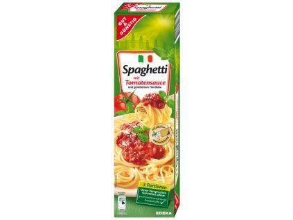 G&G Špagety s rajčatovou omáčkou 397g  - originál z Německa
