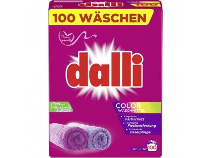 Dalli Color prací prášek 110 dávek, 7,15 Kg