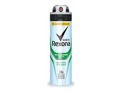Rexona Men Active Fresh deospray 150 ml  - originál z Německa