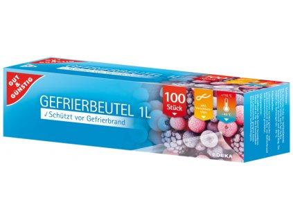 G&G Zamrazovací sáčky na 1l, 100ks  - originál z Německa
