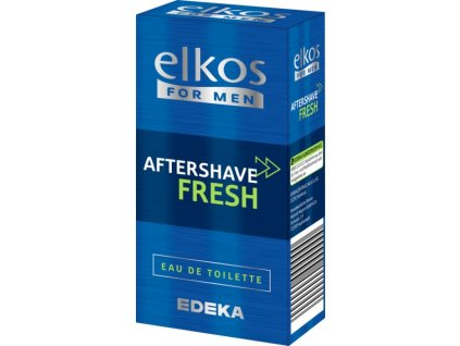 Elkos After Shave FRESH voda po holení 100ml