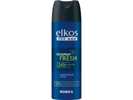 Elkos for Men Fresh Deospray 200ml