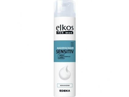 Elkos Pěna na holení pro muže Sensitiv 300ml
