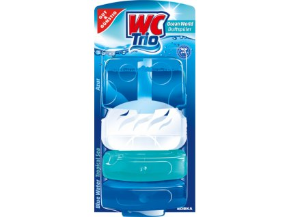 G&G WC TRIO - Ocean World 3 x 55 ml  - originál z Německa