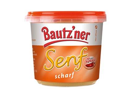 Bautzner Pálivá hořčice 200 ml