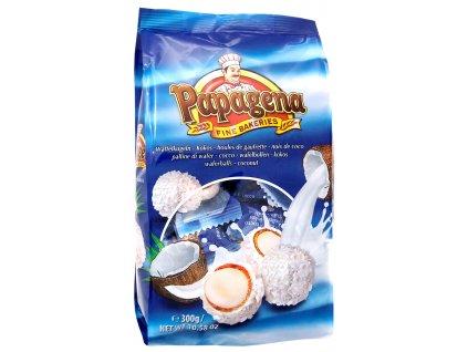 Papagena Kuličky plněné kokosovým krémem 300g