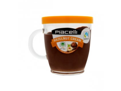 Piacelli Lískooříškový nugátový krém ve sklenici 300g  - originál z Německa