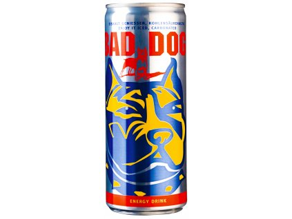 Bad Dog Energy Drink 250 ml