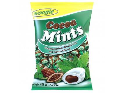 Pfefferminz Bonbons mit Kakaofuellung 225g Bild 1 Zoombild