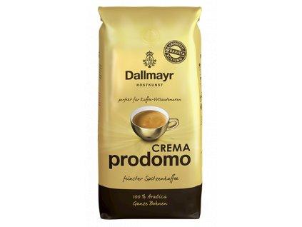 Dallmayr CREMA Prodomo (celá zrna, 100% arabica) 1 kg