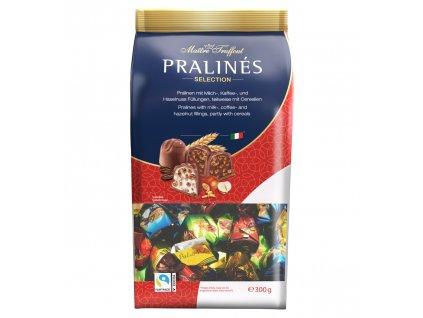 Truffout Mix Pralinek s kávovou, mléčnou a oříškovou náplní 300g