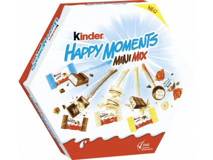 Ferrero Kinder Happy Moments Mini MIX 163g
