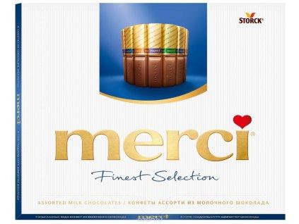Storck Merci Finest Selection Mléčná čokoláda 250g