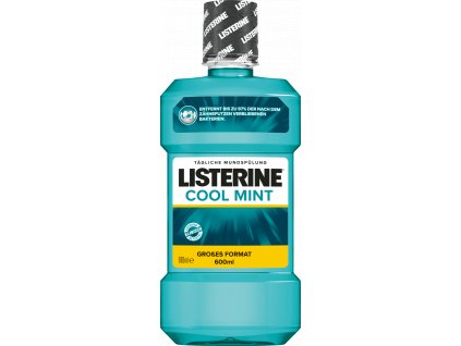 Listerine Total Cool Mint ústní voda 600ml