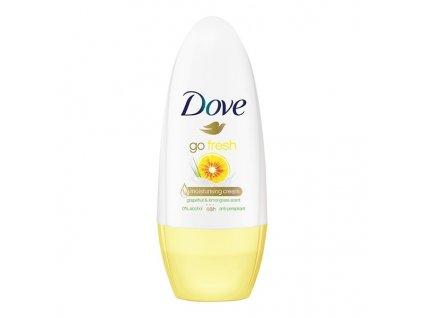 Dove Go Fresh Grapefruit & Citronová tráva roll on 50 ml