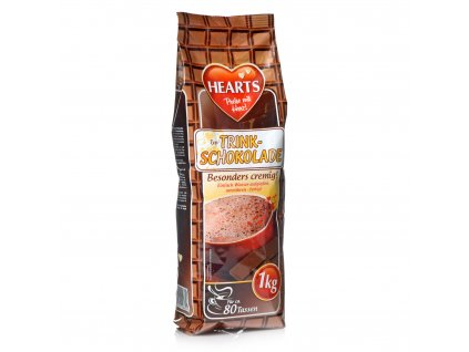Hearts Horká čokoláda 1 kg