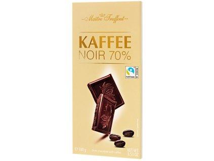 Truffout jemně hořká kávová čokoláda 100g