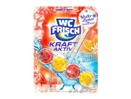 WC Frisch Kraft Aktiv Winterglanz, limitovaná edice 50g  - originál z Německa
