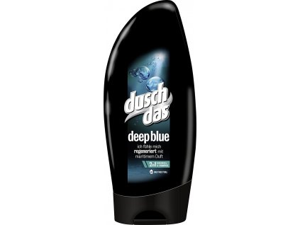 Duschdas For Men 2v1 Deep Blue sprchový gel 250ml
