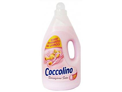 Coccolino Rosa sensazione aviváž s vůní růže 4 l2