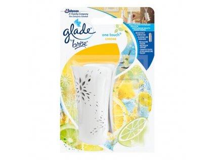 Glade by Brise OneTouch Limone strojek + náplň 10ml