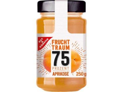 G&G Premium meruňkový džem se 75% ovoce, 250g