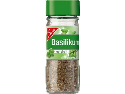 G&G Bazalka, jemně namletá 15g